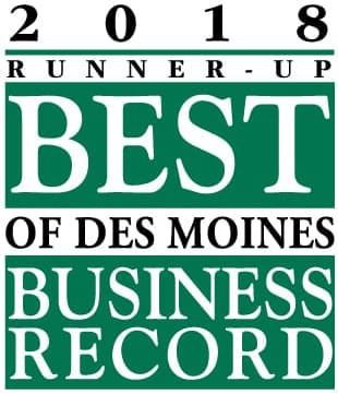 Best of Des Moines logo