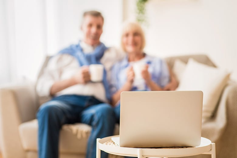 A Critical Connection: Aureon Virtually Unites Senior Living Residents with their Families During COVID-19